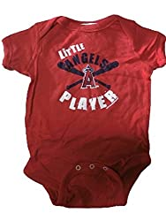 Los Angeles Angels MLB Little Player Newborn Infant Creeper (0-6 Months)