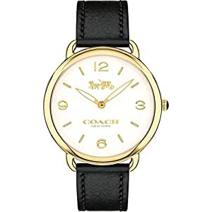 Coach Casual Watch For Women Analog Leather - 14502795