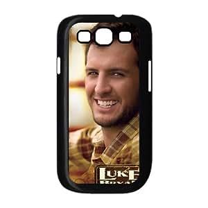 YYCASE Samsung Galaxy S3 I9300 Phone Case Luke bryan Hard Back Case Cover Fit