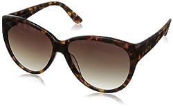 Marilyn Monroe Eyewear Women's MC5001 Cateye Sunglasses,Blonde Tortoise,158 mm