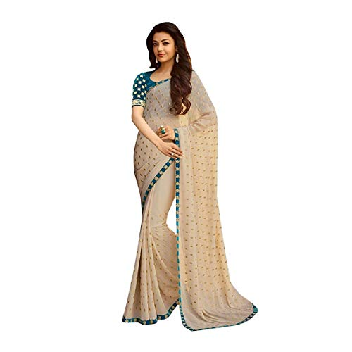 Multi Sarees Indian Shaily Handicrfats Satin kora5006sssr0001 Retails Export Women's Silk Embellished qpHwzwSxX