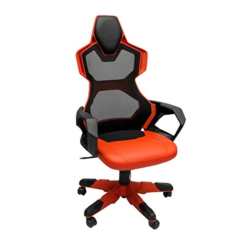 Racing style gaming chair cobra ergo shockproof nylon for Chaise game free download
