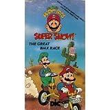 Super Mario Bros. Super Show- The Great BMX Race [VHS]