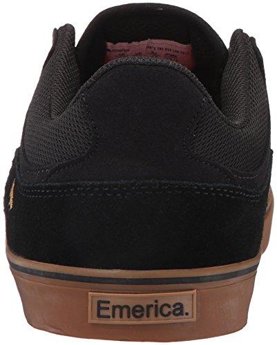 Zapatillas Emerica: The HSU Low Vulc BK 10.5 USA / 44 EUR