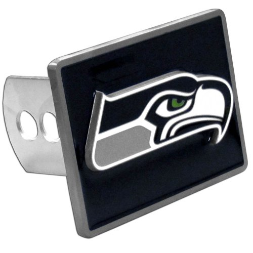 Seattle Seahawks Nfl Eye - Siskiyou Seattle Seahawks NFL Hitch Cover