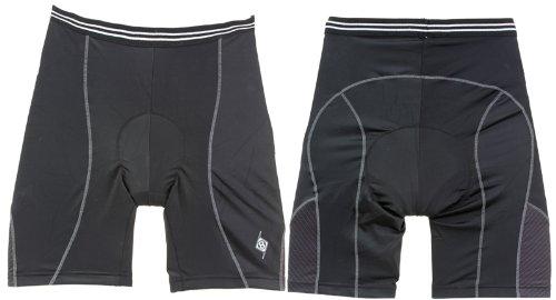 - Origiin8 Techsport Cycling Short, XXL, Black