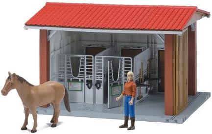 Bruder bworld Pferdestall Kleinkindspielzeug