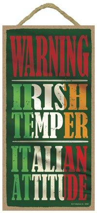 italian irish - 2