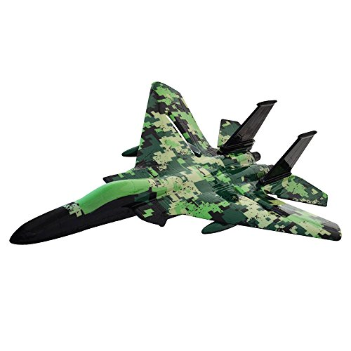 HoverWay RC Sonic Explorer Jet with Landing Gear - Camoflage