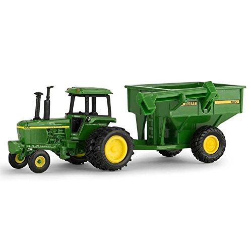 John Deere 1/64 4430 w/Grain Cart Ertl #45534 - (John Deere Grain)