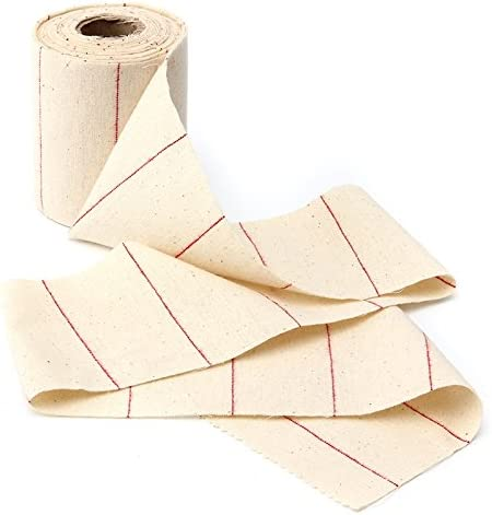 """4X2/"""" rolls 5 yard long rolls of gun//rifle cleaning cloth patches"""