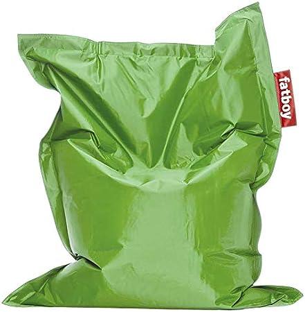 Ultra comoda 130 x 100 cm Rivestimento lavabile in lavatrice Fatboy poltrona sacco per bambini Arancia Nylon