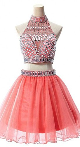 Buy beautiful short dresses for prom - 8
