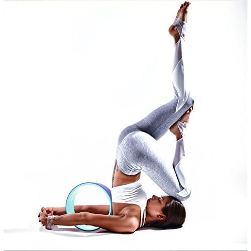 Goutime Yoga Wheel-13inch Premium Dos Rouleau d exercice pour le yoga  pilates fc3670c3887