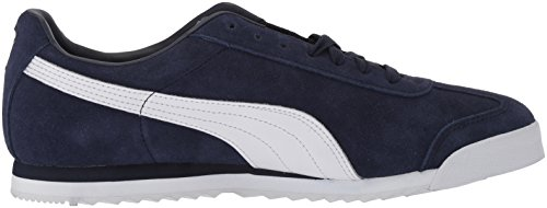Sneaker Gold Roma Men's 7 White US M Peacoat Suede Green PUMA Team Amazon 10t6nWwW