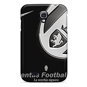 AnnaDubois Samsung Galaxy S4 Shock Absorbent Hard Phone Cover Allow Personal Design High Resolution Juventus Pictures [fPq16644uShN]