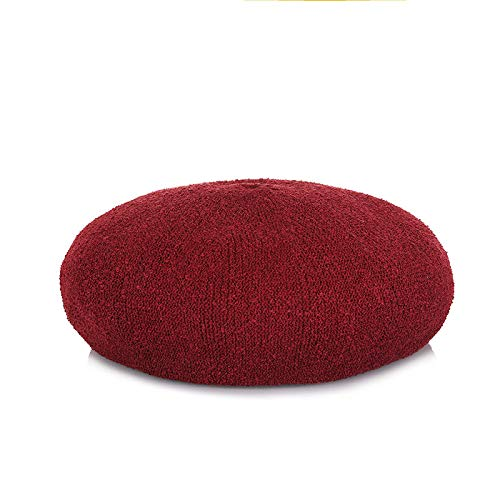 KFEK Autumn and Winter Foldable Knit Grass Breathable Sunshade Simple Cool hat A6
