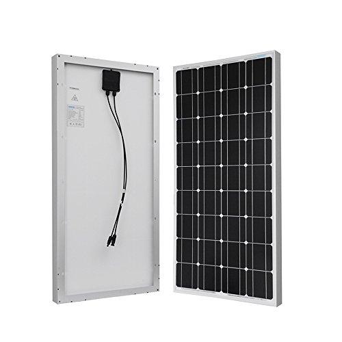 Solar Panel Starter Kit 200 Watt 12 Volt Monocrystalline