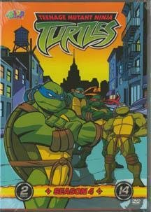 Amazon.com: TMNT Season 4 (Teenage Mutant Ninja Turtles ...
