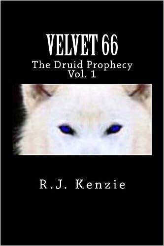 VELVET 66: The Druid Prophecy (V66 Book 1)