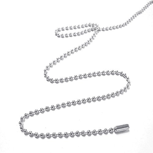 GWHOLE Inches Nickel Plated Necklaces