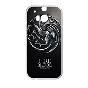 LOVE-Store game of thrones targaryen Phone Case for HTC One M8