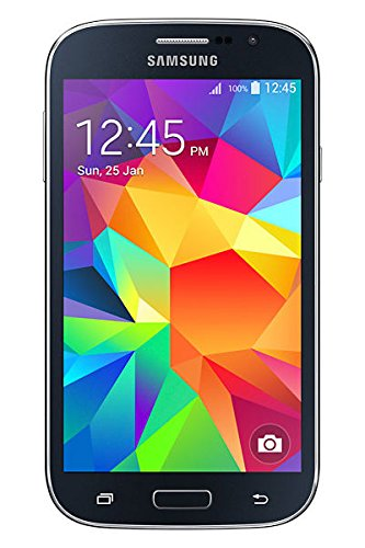 Samsung Black Fm Mp3 Player (Samsung Galaxy Grand Neo Plus I9060i 8GB, Factory Unlocked Cell Phone - Retail Packaging - Black)