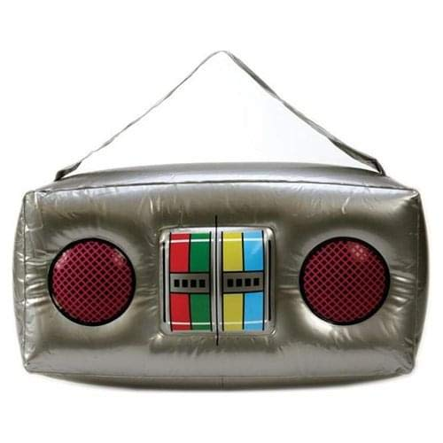 Yo Gabba Gabba Boom Box Inflatable]()