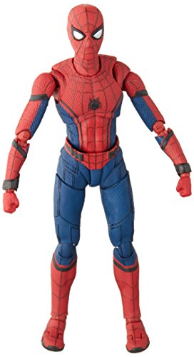 Bandai Tamashii Nations Boys S.H. Figuarts Spider-Man: Homecoming Option Act Wall Action Figure