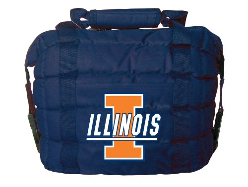 Rivalry NCAA Illinois Illini Cooler Bag
