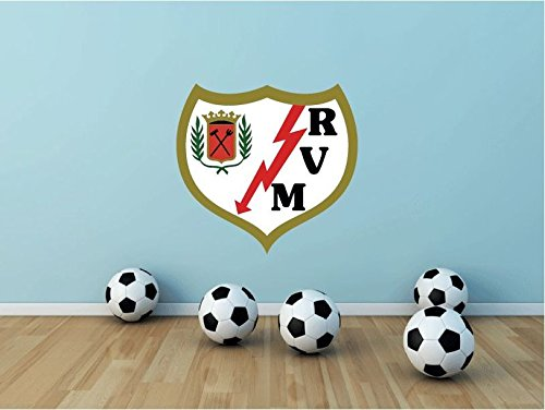 fan products of Rayo Vallecano FC Spain Soccer Football Sport Art Wall Decor Sticker 23