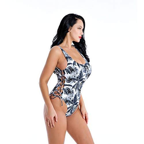 Donna Da Sistema Grandi Dimensioni Bikini Costumi Bianca Bagno Halter 4xl Fertilizzante Sexy Bikini Bianca Swimwear yi 51547bikini Con fashion Anche colore Bei Di E7qCxpInx
