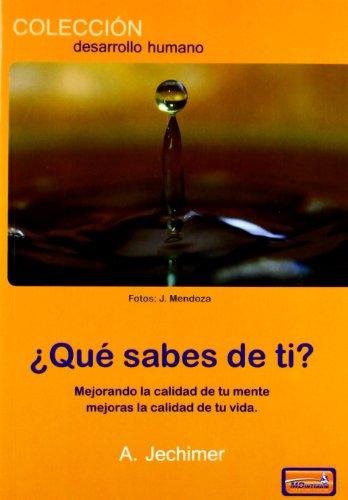 Qué sabes de ti? por Jechimer Ramírez, Aurora