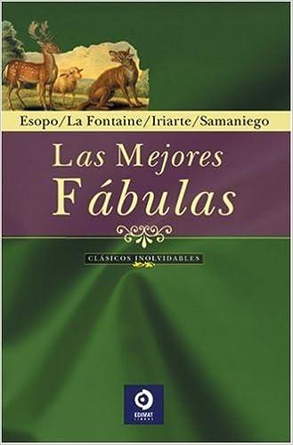 Descargar libros de ipad Mejores fabulas, las (Clasicos Inolvidables) PDF iBook PDB