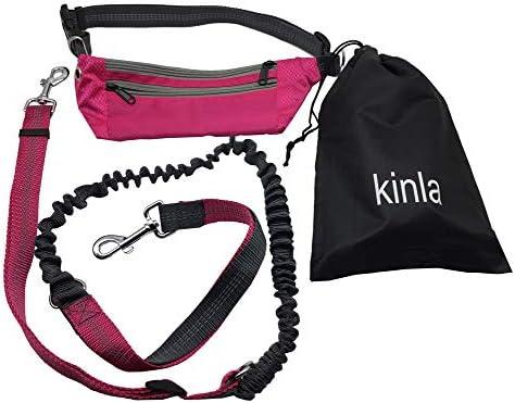 kinla Leashes Adjustable Storage Retractable