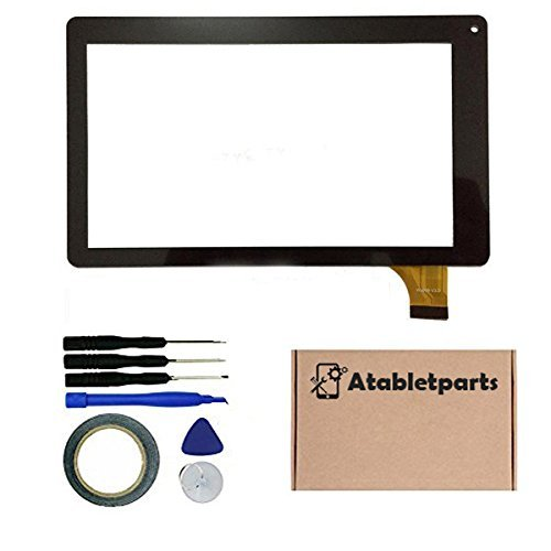 New Digitizer - New Digitizer Touch Screen Panel For RCA RCT6773W22 7 Inch Tablet PC