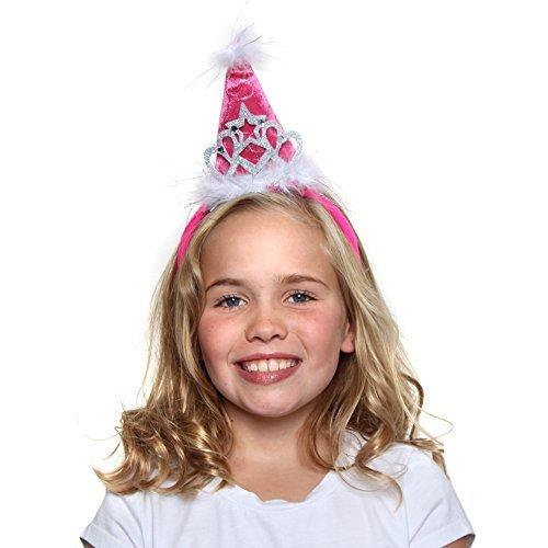 Girls (Birthday Girl Cone Hat)