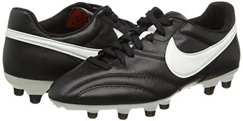 Nike De Adultes Chaussures Noir Premier Blanc Football Pour ZZrwO