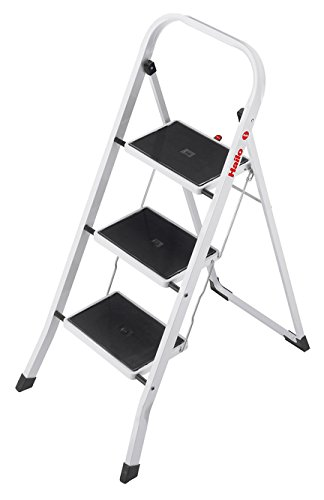 Wondrous Hailo 9204015096 K20 Step Ladder Amazon Com Ibusinesslaw Wood Chair Design Ideas Ibusinesslaworg