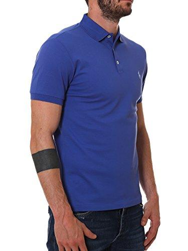 Ralph Lauren Herren A12XZ7X0XY7X6XW7N9 Blau Baumwolle Poloshirt