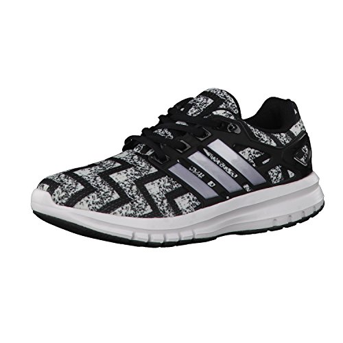 Adidas Energy Cloud K, Chaussures de Tennis Mixte Enfant, Marron (Negbas/Ftwbla/Plamet), 32 EU