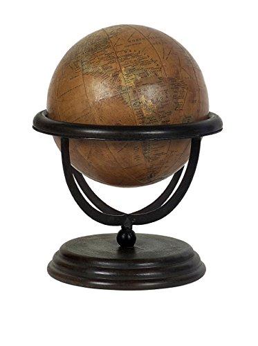 IMAX 5332 Twelve Wooden Globe