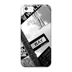 Cool New York City HDR For Iphone 5/5S Case Cover Family