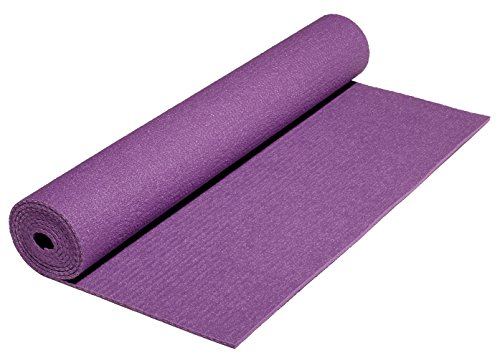 Bheka Deluxe Long Life Yoga Mat Purple 72 Inches Review