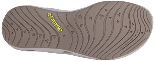 Columbia  Sunbreeze Vent Flip, Sandales femme - Multicolore - Multicolor (Razzle/Zour), 42.5