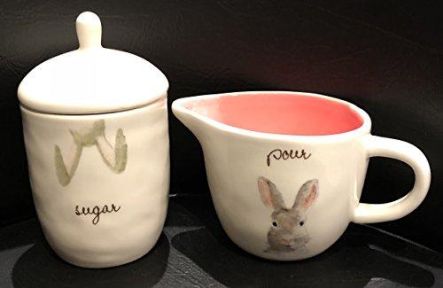 Rae Dunn Artisan Collection By Magenta Dishwasher Safe Easter Sugar Jar (2.5