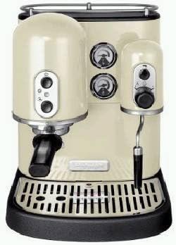 Kitchenaid Artisan 5kes100bac Espresso Maker Cream Amazon
