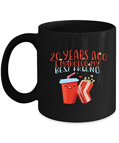 amazon com 20th wedding anniversary gifts for husband wife cute