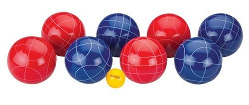 Halex Select Bocce Set (100mm Resin Balls)