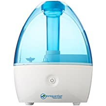 PureGuardian 3L Output per Day Ultrasonic Cool Mist Humidifier, Baby Room, Nursery Humidifier, Portable Humidifier, Travel Humidifier, Small Humidifier, Desk Humidifier, Pure Guardian H910BL